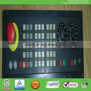 1PC Used SIEMENS 6FC5203-0AD10-0AA0 Control Panel Tested