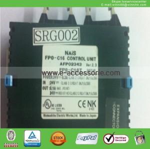 1PC Used Panasonic FP0-C16T AFP02343 Control Unit
