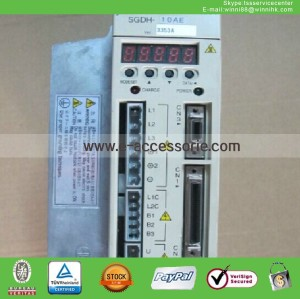 used Yaskawa servo drive SGDH-10AE in good conditionused