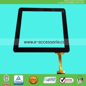 new for OLM-080A0015-PG Touch Screen glass