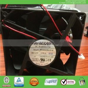 NEW FOXCONN PV123812DSPF01 Fan 12CM 12V 0.90A 120*120*38mm 4pin