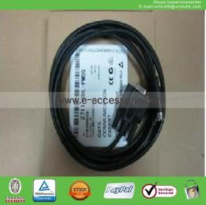 NEW AB communication line 2711-CBL-PM05 PanelView screen Micrologix 1000 series