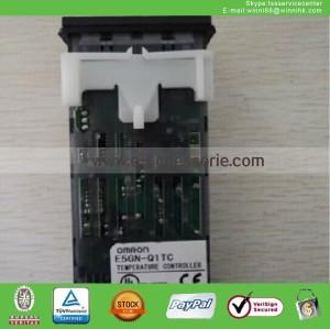 used Omron E5GN-Q1TC Temperature Controller