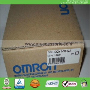OMRON CQM1-DA022 PLC MODULE NEW IN BOX