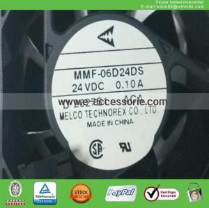 NEW yaskawa MMF-06D24DS-ACA fan 24V 0.1A 60*60*25MM