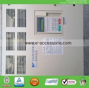 used YASKAWA CIMR-G5A4022 616G5 22KW 380V 400V industrial inverter