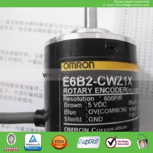 NEW For OMRON E6B2-CWZ1X 500P/R Rotary Encoder