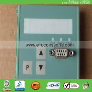 used C98040-A7005-C1-4 Siemens 6RA70 operating panel