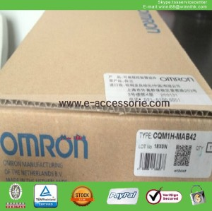 new Original CQM1H-MAB42 Analog I/O input and output Omron