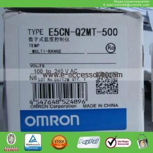 NEW OMRON E5CN-Q2MT-500 100-240V temperature controller IN BOX
