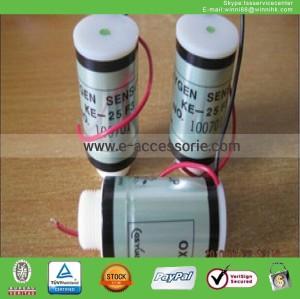 JAPAN FIGARO   NEW KE25 KE-25 High quality GS Oxygen Sensors