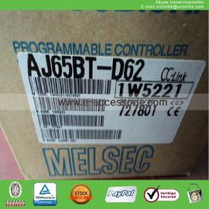Mitsubishi AJ65BT-D62 NEW IN BOX Module
