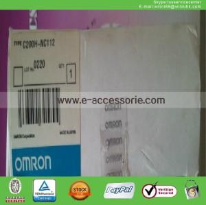 Omron PLC New C200H-NC112 Box Motion