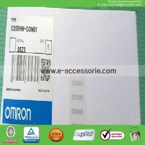 New OMRON PLC C200HW-COM01 module