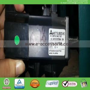 Mitsubishi AC Servo Motor HC-MFS0335BW1-S4 Tested