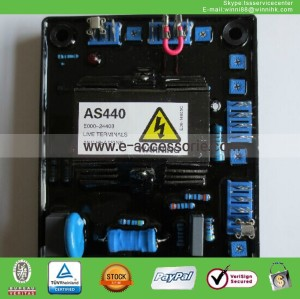 NEW AVR AS440 E000-24403  Gensets Automatic Voltage Regulator