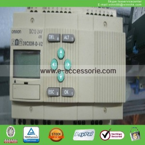 OMRON ZEN-20C3DR-D-V2 Programmable Relay