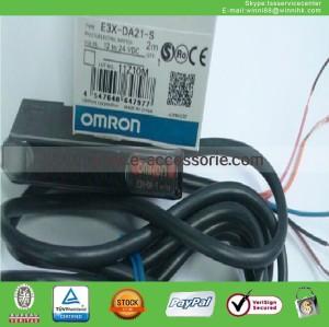 New Omron E3X-DA21-S Photoelectric Switch Sensor