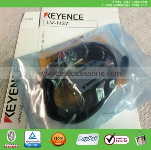 New LV-H37 in box KEYENCE Laser photoelectric sensor