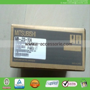 New MR-J2S-10A Mitsubishi AC Servo Amplifier PLC In Box