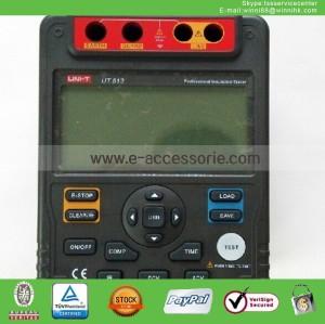 new UNI-T UT513 Digital Insulation Resistance Tester Meter