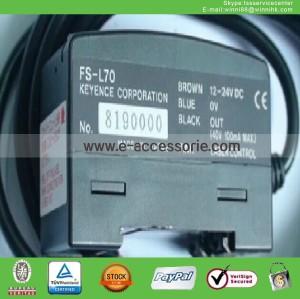 New FS-L70 Keyence Optical Fiber Amplifier