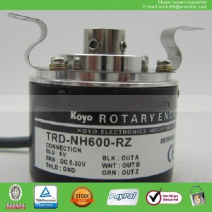New Koyo TRD-NH600-RZ Rotary Encoder