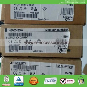 Schneider 140ACO13000 new in box Modicon Analog OUT