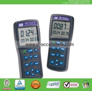 new EMF TES-1394 Tester Gauss Electromagnetic Field Meter