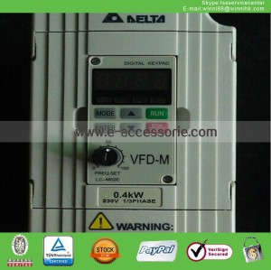 Delta frequency inverter VFD004M21A-A VFD-M series