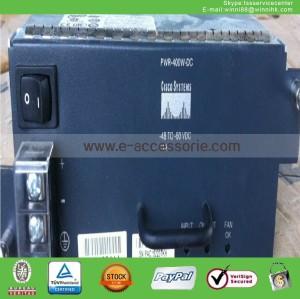 New PWR-400W-DC 400W ME6524 Switches dc power supply