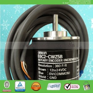NEW For OMRON E6C2-CWZ5B Rotary Encoder 360P/R
