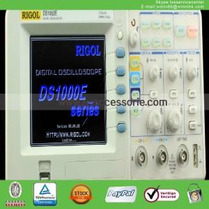 NEW RIGOL Digital Oscilloscope DS1052E 50MHz