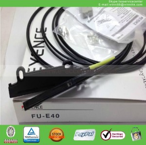 FU-E40 new KEYENCE Fiber Optic Sensor in box