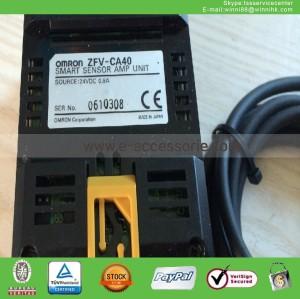 OMRON ZFV-CA40 Color recognition sensor ZFV-SC10