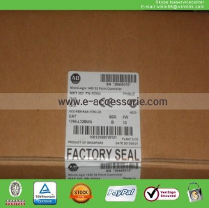 New Allen Bradley 1766-L32BWA MicroLogix 1400 Controller in box