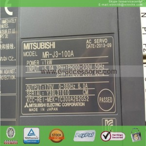 Mitsubishi Servo MR-J3-100A Used Drive 60 days warranty