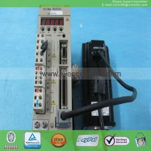SGDM-02ADA+SGMAH-02AAA4C Used Yaskawa 60 days warranty