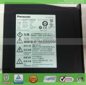 MCDDT3520052 AC Panasonic Servo  Driver New 60 days warranty