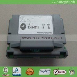 Used 1747-M13 AB 60 days warranty