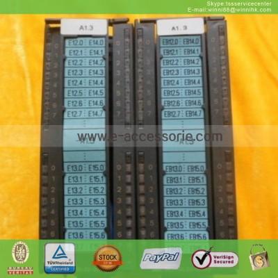 plc Used 6ES7321-1BL00-0AA0 Siemens 60 days warranty