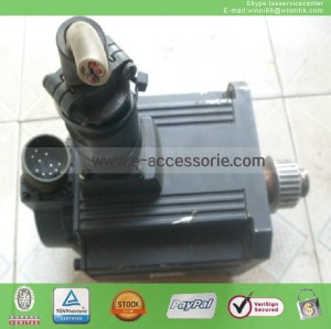 HC-SF81K servo motor Mitsubishi Used 60 days warranty