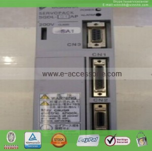 Used  SGDL-01AP drives servo Yaskawa 60 days warranty