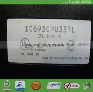 GE Used IC693CPU341W FANUC 60 days warranty