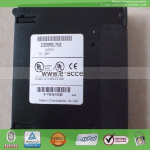 GE Used IC693MDL752E FANUC 60 days warranty