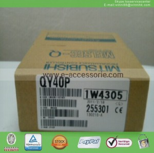 Used QY40P MITSUBISHI PLC 60 days warranty