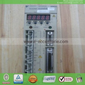 Yaskawa Used SGDM-02ADAY67 servo drive 60 days warranty