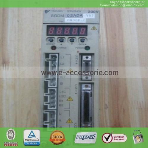 Yaskawa Used SGDM-02ADAY67 servo drive 60 days warranty |