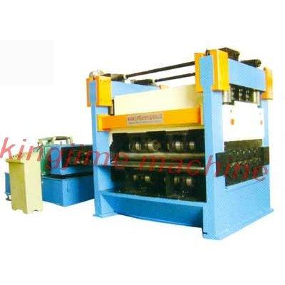 Machine à défriser (W43G-X)
