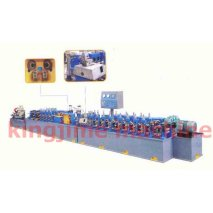 KJ سلسلة من آلة انتاج الانابيب الفولاذ المقاوم للصدأ الدقيقة